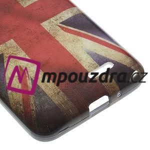 Gélové puzdro na LG L65 D280 - UK vlajka - 5