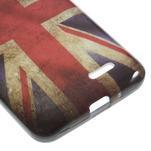 Gélové puzdro na LG L65 D280 - UK vlajka - 5/5