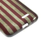 Gélové puzdro na LG L65 D280 - USA vlajka - 5/5