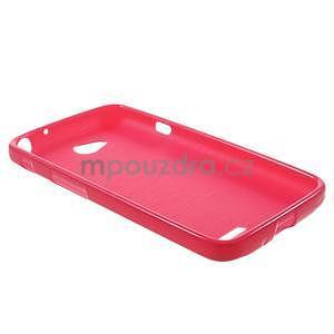 Gélové puzdro pre LG L65 D280 - ružové - 5