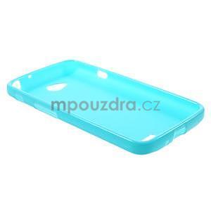 Gélové puzdro na LG L65 D280 - modré - 5