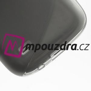 Gélové S-line puzdro pro Samsung Galaxy S4 mini i9190, i9192, GT-i9195 - šedé - 5