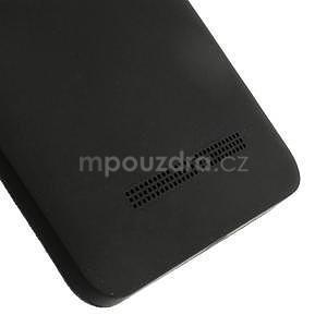 Flipové puzdro na Asus Zenfone 5 - čierné - 5