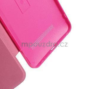 Flipové puzdro na Asus Zenfone 5 - růžové - 5