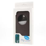 Flipové puzdro na Asus Zenfone 5 - coffee - 5/5