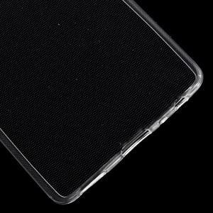 Ultratenký gélový obal na Huawei P9 - transparentné - 5