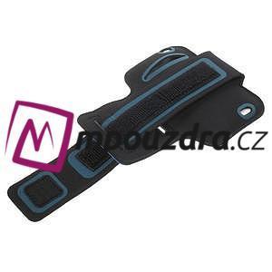 BaseRunning puzdro na ruku pre telefony do 125*60 mm - modré - 5