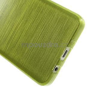 Broušené puzdro pre Samsung Galaxy A3 - zelená - 5