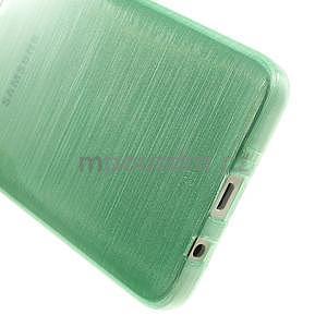Broušené puzdro na Samsung Galaxy A3 - světle zelená - 5