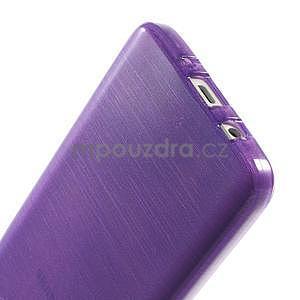 Broušené puzdro na Samsung Galaxy A3 - fialová - 5