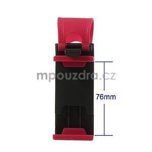 Univerzální držák mobilu na volant - 5
