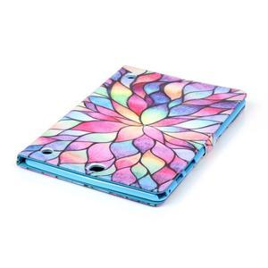 Emotive puzdro pre tablet Samsung Galaxy Tab A 9.7 - malované kvety - 5