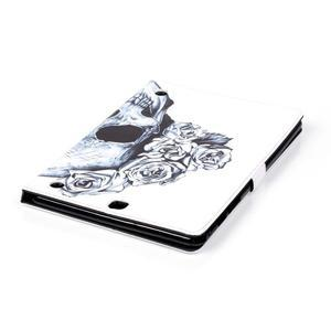 Emotive puzdro pre tablet Samsung Galaxy Tab A 9.7 - lebka - 5
