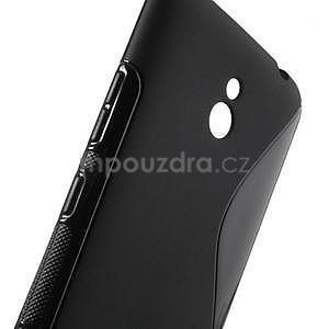 Gélové S-line puzdro pre Nokia Lumia 1320- čierné - 5