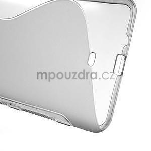 Gélové S-line puzdro pre Nokia Lumia 1320- sivé - 5
