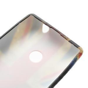 Gélové puzdro na Nokia Lumia 520- vlajka - 5