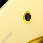 Gélové S-line puzdro na Nokia Lumia 520- transparentný - 5/6