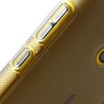 Gélové S-line puzdro na Nokia Lumia 520- sivé - 5/7