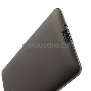 Gélové matné puzdro pre HTC Desire 600- šedé - 5