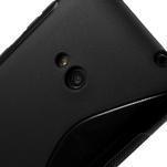 Gélové S-line puzdro pre Nokia Lumia 625- čierné - 5/6