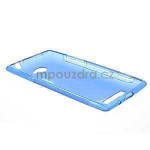 Gélové S-line puzdro pre HTC Windows phone 8X- modré - 5