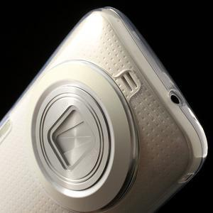 Gélové Ultraslim puzdro na Samsung Galaxy K Zoom- transparentný - 5
