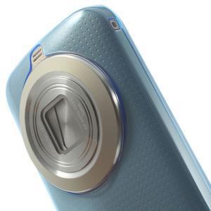 Gélové Ultraslim puzdro pre Samsung Galaxy K Zoom- modré - 5