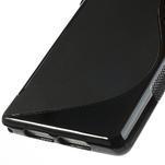 Gelové S-line pouzdro na Sony Xperia Z1 C6903 L39- černé - 5/5