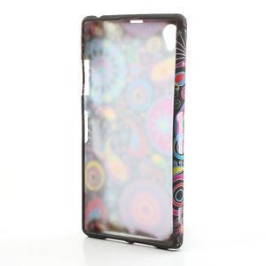 Gelové pouzdro na Sony Xperia Z1 C6903 L39- barevné vzory - 5
