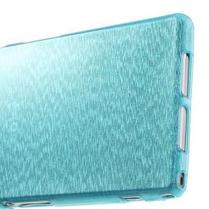 Kartáčované puzdro pre Sony Xperia Z1 C6903 L39- modré - 5