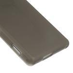 Gélové tenké puzdro pre Sony Xperia M2 D2302 - sivé - 5/5