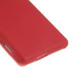 Gélové tenké puzdro pre Sony Xperia M2 D2302 - červené - 5/5