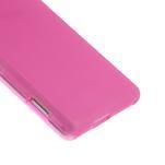 Gélové tenké puzdro pre Sony Xperia M2 D2302 - ružové - 5/5