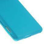 Gélové tenké puzdro na Sony Xperia M2 D2302 - svetlo modré - 5/5