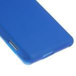 Gélové tenké puzdro na Sony Xperia M2 D2302 - modré - 5/5