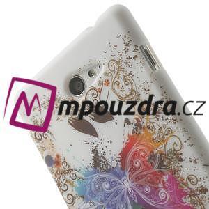 Gélové puzdro na Sony Xperia M2 D2302 - motýl - 5
