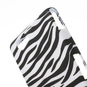 puzdro na Sony Xperia Z1 Compact D5503- zebrované - 5