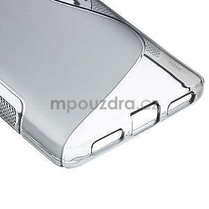 Gélové S-line  puzdro pre LG Optimus L9 II D605- šedé - 5