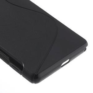 Gélové S-line puzdro pre Sony Xperia Z2 D6503- čierne - 5