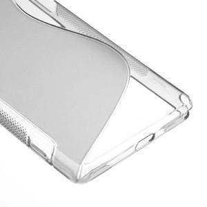Gélové S-line puzdro pre Sony Xperia Z2 D6503- sivé - 5