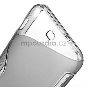 Gélové S-line puzdro pre HTC Desire 200- šedé - 5