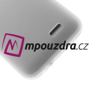 Gélové puzdro na HTC Desire 310- biele - 5