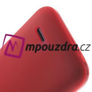 Gélové puzdro na HTC Desire 310- červené - 5