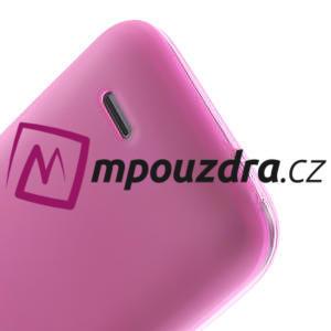 Gélové puzdro na HTC Desire 310- růžové - 5