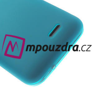 Gélové puzdro pre HTC Desire 310- svetlo modré - 5