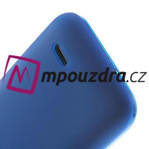 Gélové puzdro pre HTC Desire 310- modré - 5