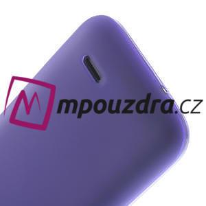Gélové puzdro pre HTC Desire 310- fialové - 5