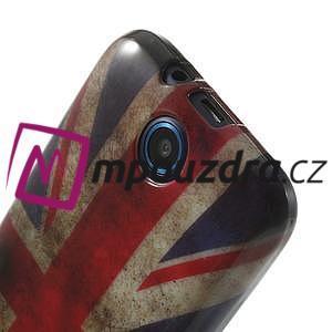 Gélové puzdro pre HTC Desire 310- UK vlajka - 5