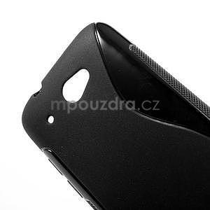 Gelove S-line puzdro pre HTC Desire 601- čierné - 5