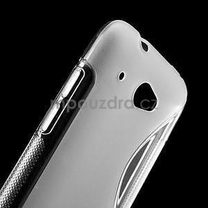 Gelove S-line puzdro pre HTC Desire 601- transparentný - 5